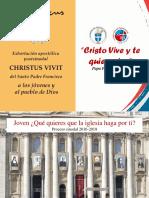 Exhortación Apostólica Christus Vivit