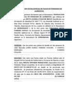 TRANSACCION EXTRAJUDICIAL DE ALIMENTOS DEVENGADOS..docx