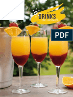 Receitas Drinks de Verão