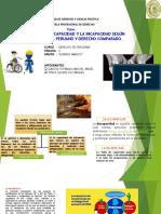 ANALISIS DE LA DISCAPACIDAD Y INCAPACIDAD SEGUN EL DERECHO CIVIL PERUANO.pptx