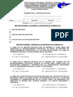 examen 3ro educacionfisica GESTION ESCOLAR final