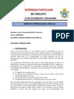 CULTURA Y SUBCULTURA - Lucho F. Bernilla