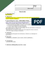 Modelo de Plano de Aula final TURMA G DIDÁTICA NOTURNO
