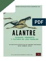 proyecto pueblos abandonados Alantre PORTADA E INDICE