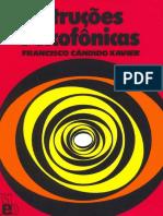 054 Instrucoes Psicofonicas - Espiritos Diversos - Chico Xavier - Ano 1956