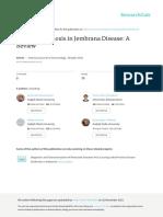 ImmunodiagnosisinJembranaDisease