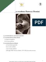 14. La Escultura Barroca Bernini