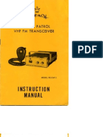 RE-CAP 2 Instruction Manual