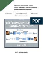 Telecommunication Fondamentale