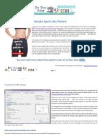 Ultimate Sports Bra Pattern Craftsy1