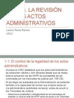 Tema 6. Revisión de loa actos.pd