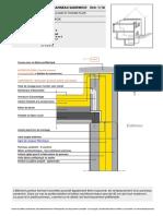 mur de facade et toiture plate - Febelcem (2)