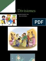 Las Divisiones