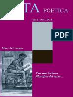 Launay, Marc de - Por una lectura filosófica del texto bíblico. Acta Poética, Vol.31, No 1, 2010.pdf