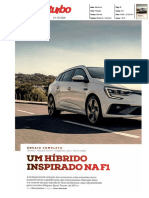 "RENAULT MÉGANE SPORT TOURER E-TECH HÍBRIDO PLUG-IN NA ""TURBO"""