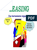 Leasing Contabilización y ejemplo