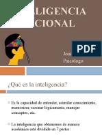 Clase 1 Inteligencia Emocional