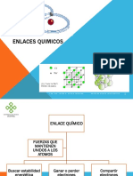 enlace quimico 2020-3 UPAP Octeto, Lewis Enlace ionico y covalente