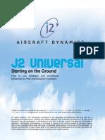 J2 Universal Aircraft Ground Roll (US)