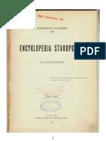 Encyklopedia staropolska_Całość_Tom I