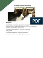 CENTRAL HIDROELÉCTRICA  DE CARHUAQUERO.docx