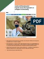 Waffenlobby der VAE in Deutschland | Auftrag für neues Sturmgewehr an C.G. Haenel womöglich rechtswidrig