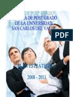 Plan Estrategico Universidad San Carlos Del Valle