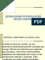 generalidades funcionales del sistema nervioso 1