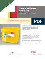 Virkon - Desinfectante viricida