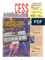 Moore Article Process Instrumentation and Control