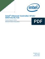 X710-XXV710-XL710 Feature Summary Rev3.9