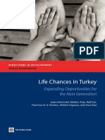 Life Chances in Turkey