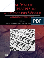 Global Value Chains in a Postcrisis World