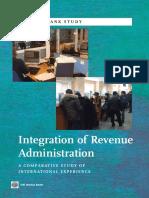 Integration of Revenue Administration