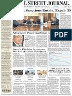 Wallstreetjournal 20161230 the Wall Street Journal