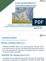 taller informativo Alpacocha para la comunidad antilla.pptx