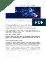 El Prosumidor el nuevo actor de las tecnologías Web 2.docx