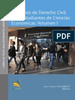 Lecciones de Derecho Civil. Vol I