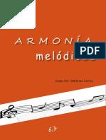 Armonía Melódica Primer Libro..pdf