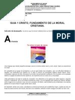 Guia 1 ed.religiosa II periodo grados 8 y 9