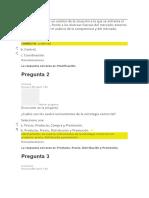 Evaluacion 2 Plan Marke
