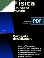 Física PPT - Nosso Mundo