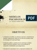 Modelos psicopatológicos