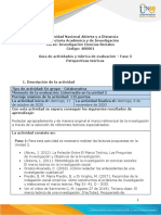 Guia de actividades  y Rúbrica de evaluación -  Fase 3 - Perspectivas teóricas (1)