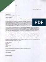 ECHR Lawyer Emails Kenner Probe