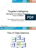 Targeted Intelligence Working _final