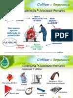 Calibracao Pulverizador Pomares