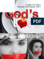 CFC CLP Talk 1 - Gods Love.pps