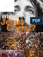 CFC CLP Talk 2 - Who is Jesus Christ.pps