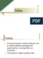 software testing unit3
